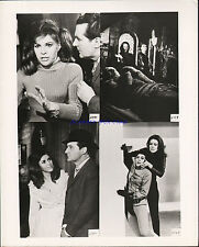 THE AVENGERS DIANA RIGG PATRICK MACNEE GREAT 8X10 PHOTO