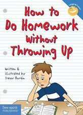 How to Do Homework Without Throwing Up (Laugh And Learn)-ExLibrary