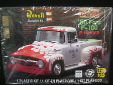 """REVELL ED """"BIG DADDY"""" ROTH'S '56 FORD F-100 PICKUP MODEL KIT 1/25 SCALE"""