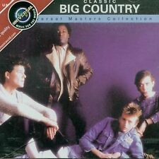 NEW - Classic: Masters Collection by Big Country