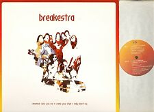 "BREAKESTRA remember who you are/baby don't cry RR003 EP france 2001 12"" PS EX/EX"