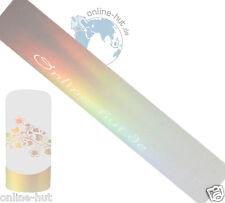 Transferfolie Transparent Milchig-Schimmer Hologramm, Nageldesign, Nr.TRF-103