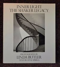Inner Light Shaker Legacy Photos Linda Butler SIGNED by Author June Sprigg Paper