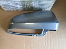 NEW GENUINE AUDI A3 A4 A6 RIGHT MIRROR CAP COVER QUARTZ GREY 8E0857508BY7G