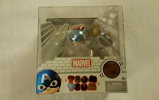 SDCC 2016 Disney x Marvell x Tsum Tsum Metallic Vinyl Baymax Big Hero 6 Comic