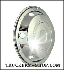 FRONT SWEDISH STYLE  WHEEL TRIMS STAINLESS STEEL 17.5""
