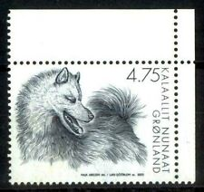 Greenland 2003, Sled Dog, Adult, Animal, S.G. 423, 1Value, MNH