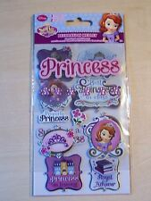 NEW- SANDYLION-DISNEY-SCRAPBOOK/CARDMAKING-DECORATION MEDLEY - SOFIA THE FIRST