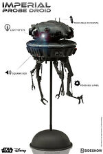 Star Wars Sideshow Imperial Probe Droid 1/6 Scale Figure ESB Hoth Empire New