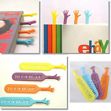 4X Funny Help Me Bookmarks Note Pad Memo Stationery Book Mark Novelty Gift g4