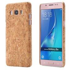 Samsung Galaxy J5 (2016)  CORK CASE  WOOD NATURE COVER