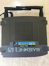 Linksys Wirelless G 2.4 Ghz Model WAP54G