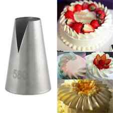 DIY Simple Flower Icing Piping Tips Nozzle Cake Cupcake Decorating Pastry Tool
