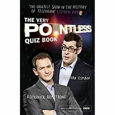 The Very Pointless Quiz Book, Osman, Richard, Armstrong, Alexander, Very Good