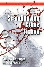 Scandinavian Crime Fiction (CYMRU - European Crime Fictions)