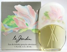 Le Jardin By Dana 1.0oz./30ml Edt Spray For Women New In Box