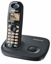 Panasonic KX-TG7301 Main DECT Single Digital Cordless Telephine Black