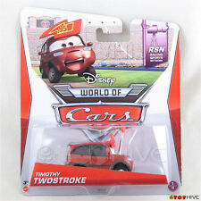 Disney Pixar World of Cars 2014 Timothy Twostroke RSN collection #1 of 8