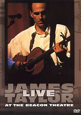 James Taylor Live at the Beacon Theatre DVD Musical Performance on May 30 1998