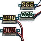 """0.36"""" LED Mini Digital Voltmeter Panel-Meter Spannungsanzeige 3V-10V /30V /100V"""