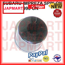 SUBARU OUTBACK 10/98 - 8/09 BH, BP 4 Speed 2.5L, 3.0L R4AX-EL EXT FILTER 827SFK