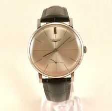 Vintage 1966 Longines Cal. 30L 17jewel S/Steel 35mm Wrist Watch