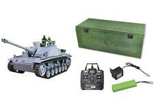 RC Panzer Sturmgeschütz III Schuss, Rauch + Sound 2.4 GHz AMEWI  Edition 23067