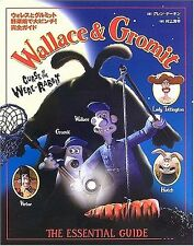 Wallace & Gromit The Curse of the Were-Rabbit The Essential Guide Book