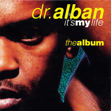 Dr. Alban ‎CD It's My Life (The Album) - USA (M/VG+)