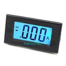 LCD DC 0-5A Digital display Panel Ammeter/ amp Ampere Meter IN Shunt 12v AC/DC