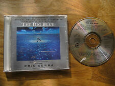 The Big Blue 1988 OST score soundtrack cd + dvd lot Eric Serra NEW!! Besson Reno