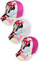 Girls Minnie Mouse Summer Baseball Cap Size 52 & 54 Cm (3 to 12 Years) (771181)