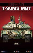 Tiger Model #4612 1/35 Russian T-90MS MBT