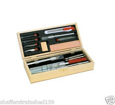 Excel Hobby Blades # 44286 Deluxe Knife & Tool Chest  Any Scale MIB