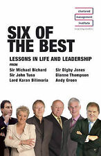 Six of the Best (CBM), Digby Jones & Michael Bichard & Dianne Thompson & Andy Gr