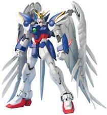 NEW! MG Gundam W XXXG-00W0 Wing Gundam Zero Custom 1/100 Plastic Model Kit F/S