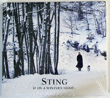 STING - IF ON A WINTER'S NIGHT... - CD Sigillato