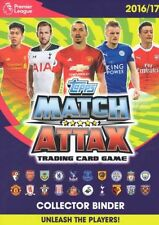 Match Attax 2016/2017 16/17 FULL 475 COMPLETE SET +2 LIMITED EDITIONS +extras