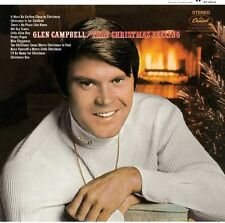 Glen Campbell THAT CHRISTMAS FEELING 11 Country Holiday Songs NEW VINYL LP