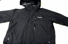 NWT Mens Cloudveil XL RPK RECCO Gore-Tex Soft Shell Technical Jacket Color-Black