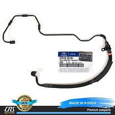 GENUINE Power Steering Pressure Hose Fits 01-06 Hyundai Santa Fe OEM 57510-26101