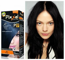 Lolane Pixxel Hair Permanent Dye Color Cream colors # Natural Shade # P01 BLACK