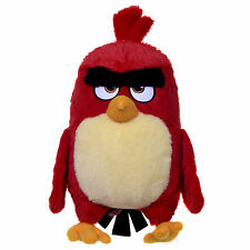"OFFICIAL NEW 12"" RED ANGRY BIRD FROM ANGRY BIRDS THE MOVIE PLUSH SOFT TOY"