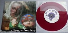 "Theory Of Everything - Return To Eden 2001 Addison Records Purple Vinyl 7"" P/S"