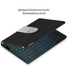JETech 2012 iPad Air Keyboard Aluminum Wireless Bluetooth iPad Air Keyboard Case