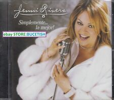 Jenni Rivera simplemente La Mejor CD New Nuevo sealed