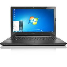 Lenovo 15,6 Notebook - Intel Dual Core - 8GB - 500GB - HD Webcam - Windows 7