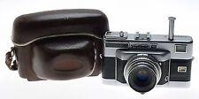 VOIGTLANDER VITESSA T RANGEFINDER VINTAGE CAMERA COLOR-SKOPAR 2.8/50mm LENS CASE