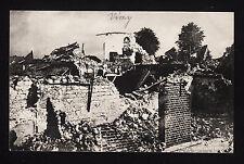 37754/ AK - 1. Weltkrieg - Ruine der Kirche in Vimy bei Arras - *