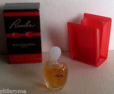 Miniature de parfum Rumba de Balenciaga (EDT) 4ml plein avec boite